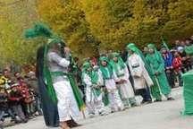 300 نفر عضو انجمن تعزیه خراسان شمالی هستند