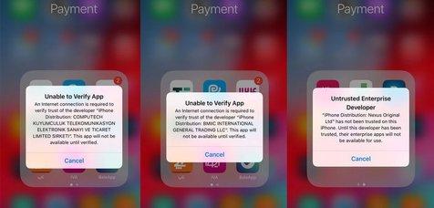 چرا اپل اپلیکیشن های ایرانی را مسدود کرد؟