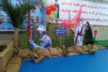 اعزام 150 دانش آموز آستانه ای به مناطق عملیاتی غرب کشور