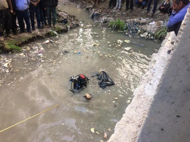 کودک در گودال آب در دشت ارژن شیراز غرق شد
