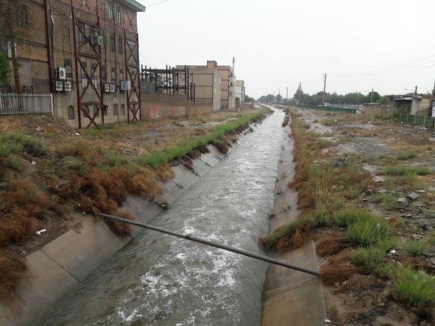 2 نفر بدلیل سقوط در کانال آب ورامین جان باختند