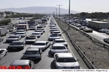 افزایش 9 درصدی تردد در جادههای کشور  فوت 23 نفر در اول فروردین بر اثر تصادف  اعلام 4 استان پرتردد کشور