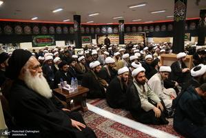 مراسم سومین سالگرد ارتحال آیت الله العظمی حاج سید محمدباقر خوانساری(ره)