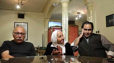 مادر علیرضا داودنژاد دار فانی را وداع گفت