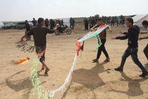 بادبادکهای فلسطینی کابوس صهیونیستها + عکس