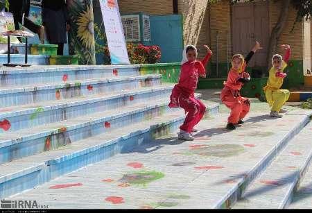 110 هزار دانش آموز چهارمحال و بختیاری در المپیاد ورزشی شرکت کردند