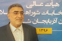 انتخاب نماینده کلیبر به عنوان نائب رئیس اول کمیسیون عمران مجلس