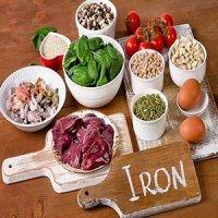 از این مواد غذایی برای تامین آهن بدنتان استفاده کنید