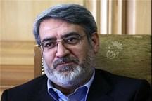 وزیر کشور: ایران ۳۵ سال است پناهندگان را پذیرفته / کمکهای جزئی بینالمللی در این زمینه قابل توجه نیست