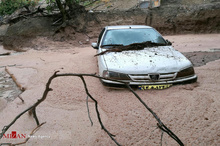خسارات سیلاب در خراسان رضوی