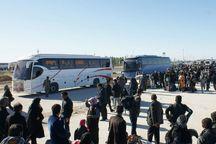 اختصاص اتوبوس برای زائران اربعین در کرج