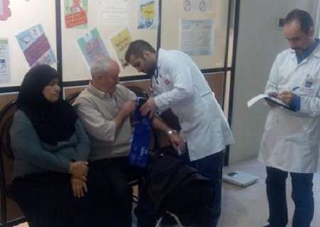غربالگری بهداشتی 13 هزار سالمند در جیرفت