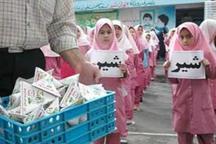 برگزاری مسابقه جشن شیر در مدارس طالقان