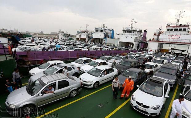 ترخیص خودروهای انبار شده بندر خرمشهر، در انتظار مصوبه هیات دولت