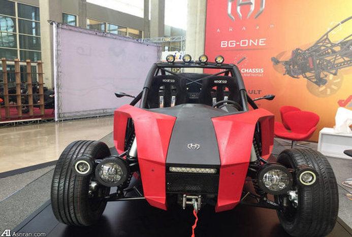 سومین نمایشگاه خودرو تهران + تصاویر