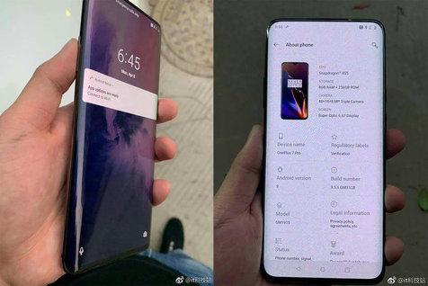 گوشی وان پلاس۷ پرو با اتصالات ۵جی راهی بازار شد+ عکس