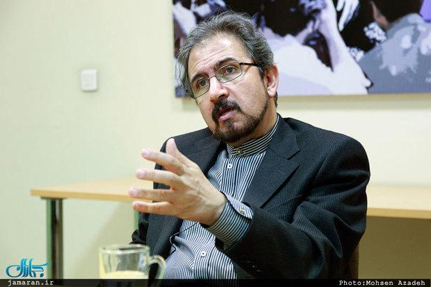 توضیحات وزارت امور خارجه در خصوص تعرض گروهک ضدانقلاب به سفارت ایران