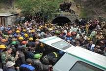 تلاش برای احراز هویت پیکر 13 معدنکار آزادشهری