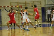 بازیکنان خاطی تیم هندبال زاگرس اسلام آباد جریمه شدند