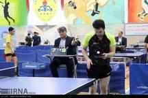 نفرات برتر دور چهارم تور تنیس روی میز ایرانی معرفی شدند