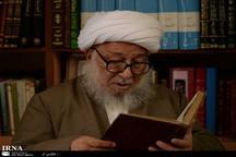 آیین گرامیداشت ارتحال آیت الله اشرفی در شاهرود برگزار شد