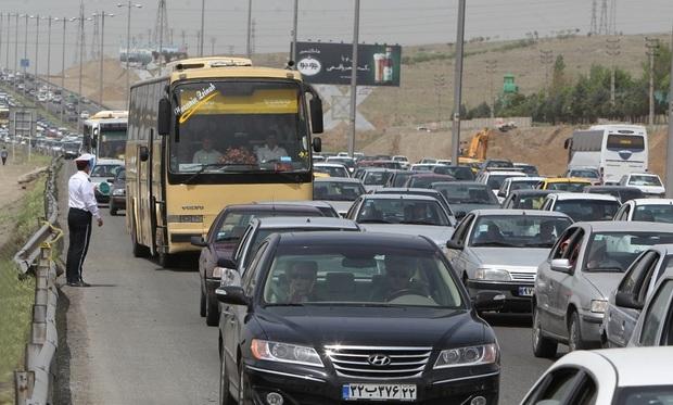 6.8 میلیون تردد در محورهای استان سمنان ثبت شد