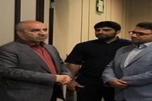 مدیر کل امور مالی شهرداری کرج از خبرنگاران شهرداری تجلیل کرد