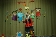 آغاز رقابت قصه گویان جشنواره کانون پرورش فکری گیلان در رشت