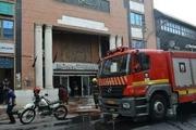 آتشسوزی در بازار چرم تبریز مهار شد