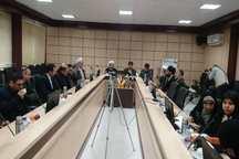 اجلاس سالانه وحدت حوزه و دانشگاه در مشهد برگزار شد