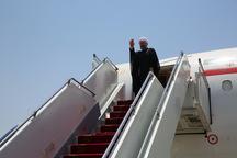روحانی تهران را به مقصد زوریخ ترک کرد