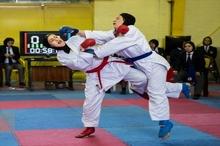 راهیابی دختران کاراته کا هرمزگانی به مرحله دوم اردوی آمادگی تیم ملی
