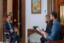 بشار اسد رسما آمریکایی ها را تهدید کرد و خواستار خروج ترکیه شد