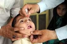 مرحله نخست واکسیناسیون 55هزار کودک در سیستان علیه فلج اطفال آغاز شد