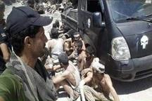 اسیران داعش+ تصاویر
