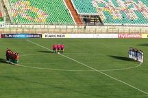 حاشیه های دیدار تیم های ذوب آهن و لوکوموتیو ازبکستان