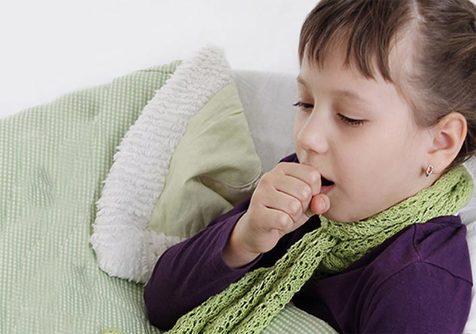 انواع سرفه کودکان+ روش درمان