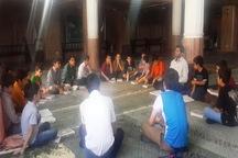 5 خانه نور در کانون فرهنگی مساجد خوی فعال است