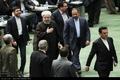 برای دفاع نهایی از وزیران پیشنهادی/رییس جمهوری وارد مجلس شد