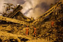 امیر قطر حادثه فروریختن ساختمان پلاسکو را به رئیس جمهوری  تسلیت گفت