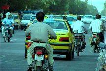 ۲۰ درصد راکبان موتورسیکلت در مازندران اصلا قانونمند نیستند
