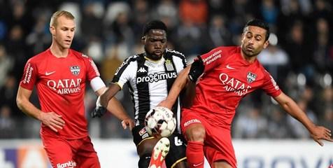 شکست یوپن در جام حذفی بلژیک با عزت الهی و ابراهیمی