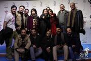 مهناز افشار و محسن تنابنده در پردیس سینمایی+ تصاویر