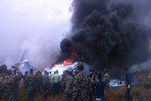 سقوط یک هواپیمای نظامی الجزایر/ 200 نفر کشته شدند