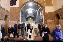 60 درصد گردشگران خارجی آذربایجان شرقی اتباع ترکیه و آذربایجان هستند