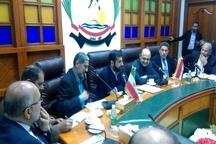 جلسه مشترک استانداران خوزستان و بصره برگزار شد