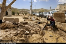 خسارت سیل به زیربناها و کشاورزی فارس 586 میلیارد تومان برآورد شد