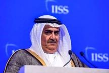 ادعاهای وزیر خارجه بحرین علیه ایران در پی حمله صهیونیستها به عراق و لبنان