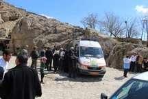 سنجش سلامت بیش از 800 نفر از میهمانان نوروزی در مهاباد