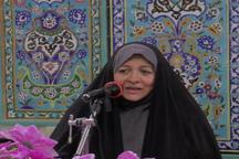 دبیرکل جمعیت زنان مسلمان: دولت یازدهم در تمام ابعاد سعادت و توسعه کشور را فراهم کرد